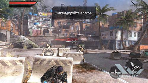 Игра Frontline Commando 2 на Huawei P9