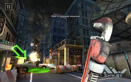 Игра Dead Trigger 2 на Samsung Galaxy Tab A 10.1 (2016)