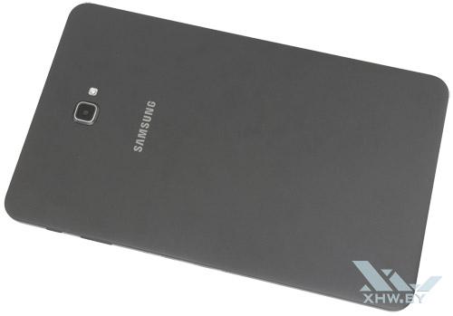 Samsung Galaxy Tab A 10.1 (2016). Вид сзади