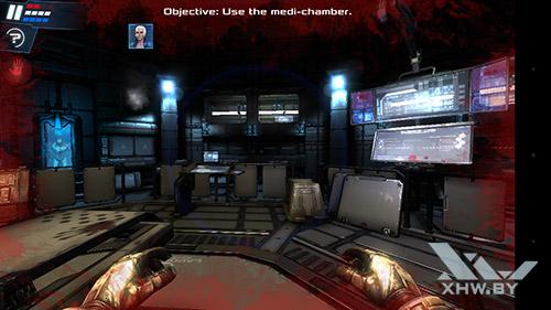 Игра Dead Effect 2 на Huawei Y6 Pro