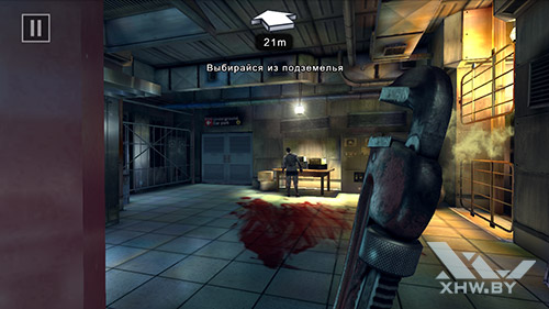 Игра Dead Trigger 2 на Huawei Y6 Pro
