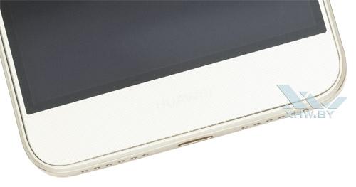 Панель Huawei Y6 Pro под экраном