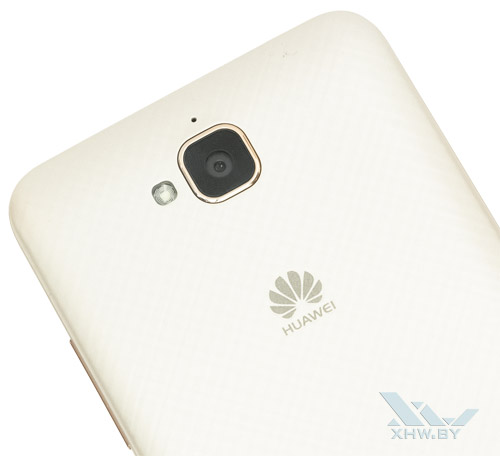 Камера Huawei Y6 Pro