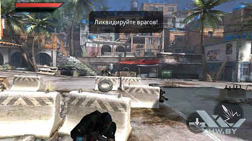 Игра Frontline Commando 2 на Huawei Y6 Pro