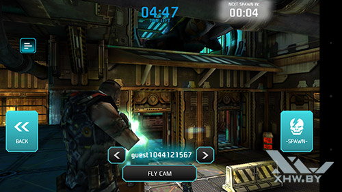 Игра Shadowgun: Dead Zone на Huawei Y6 Pro