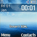Экран Samsung SM-B110E