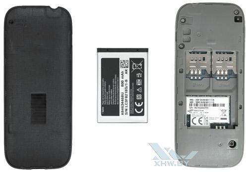 Внутри Samsung SM-B110E