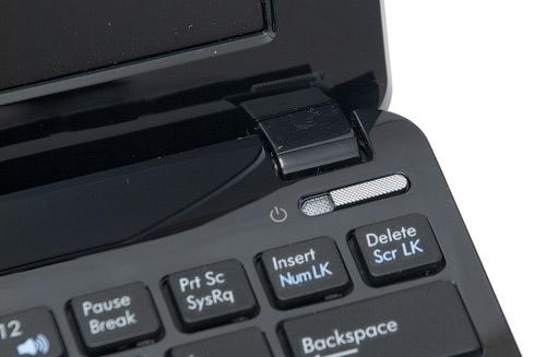 Кнопка включения ASUS Eee PC 1015PD
