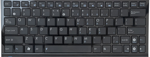 Клавиатура ASUS Eee PC 1015PD