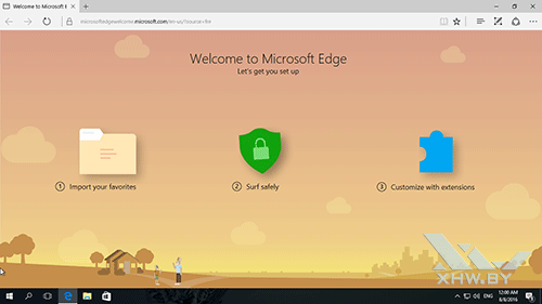 Расширения для Microsoft Edge