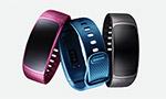 Умный браслет с пульсометром - Samsung Gear Fit 2