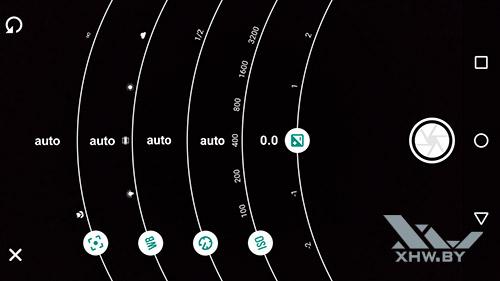 Профессиональный режим Moto G4 с выводом всех настроек