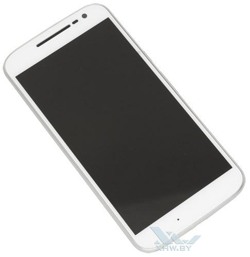 Motorola Moto G4. Общий вид