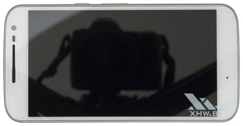 Motorola Moto G4. Вид сверху