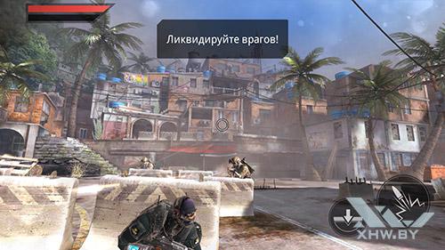 Игра Frontline Commando 2 на Moto G4
