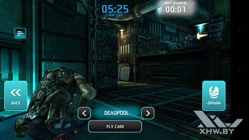 Игра Shadowgun: Dead Zone на Moto G4