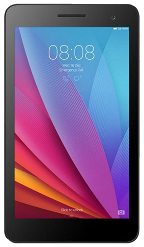 Планшет Huawei MediaPad T1 7 3G имеет модуль с поддержкой A-GPS
