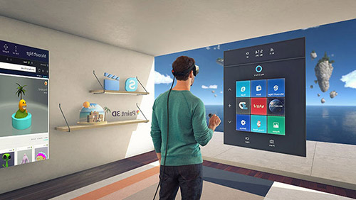 Microsoft сделает виртуальную реальность в Creators Update массовой