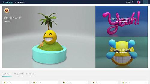 Remix3D – онлайн сообщество для обмена трехмерными моделями