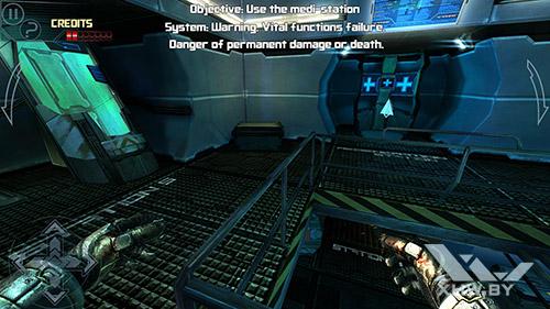 Игра Dead Trigger на Lenovo Vibe K5 Note