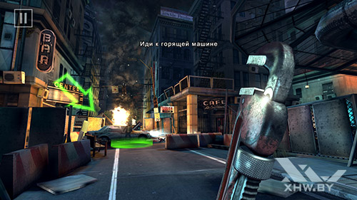 Игра Dead Trigger 2 на Lenovo Vibe K5 Note
