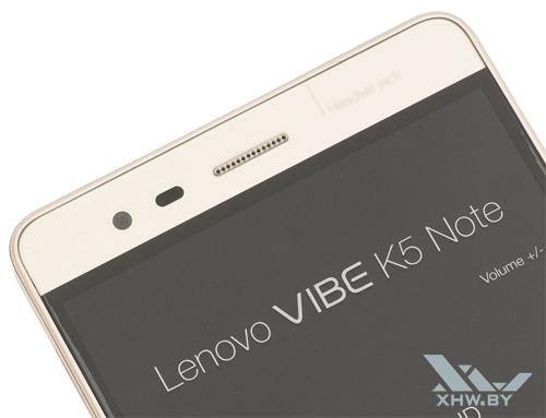 Динамик Lenovo Vibe K5 Note