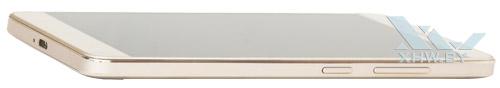 Правый торец Lenovo Vibe K5 Note