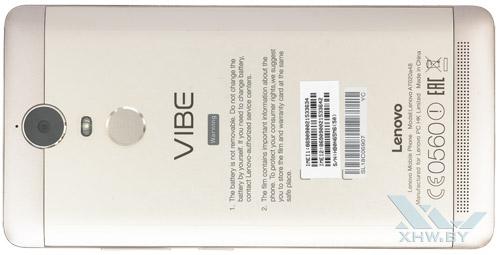Задняя крышка Lenovo Vibe K5 Note
