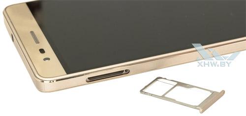 Лоток для SIM-карты Lenovo Vibe K5 Note