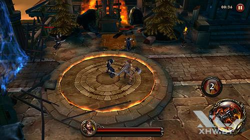 Игра Eternity Warriors 4 на Lenovo Vibe K5 Note