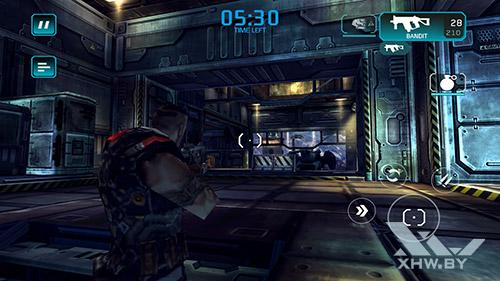 Игра Shadowgun: Dead Zone на Lenovo Vibe K5 Note