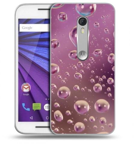 Дизайнерский пластиковый чехол для Motorola Moto G (3rd)