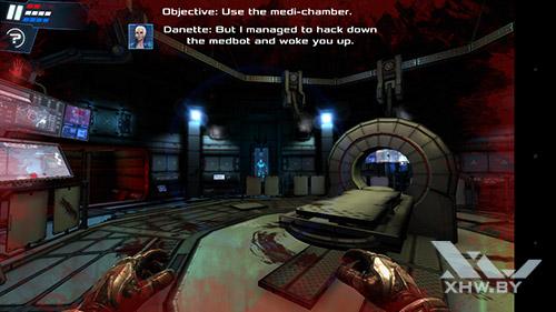 Игра Dead Effect 2 на Motorola Moto G (3rd)