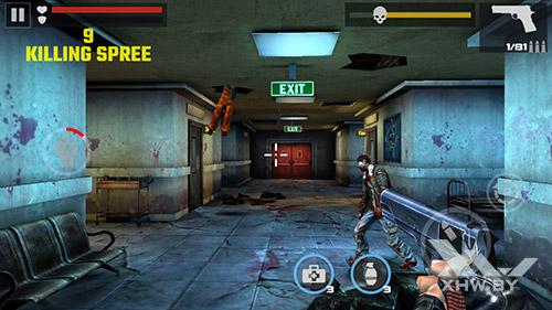 Игра Dead Target на Motorola Moto G (3rd)