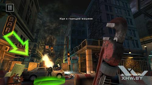 Игра Dead Trigger 2 на Motorola Moto G (3rd)
