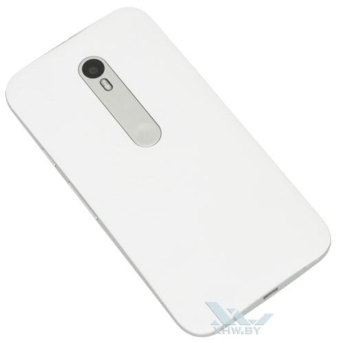 Задняя крышка Motorola Moto G (3rd)
