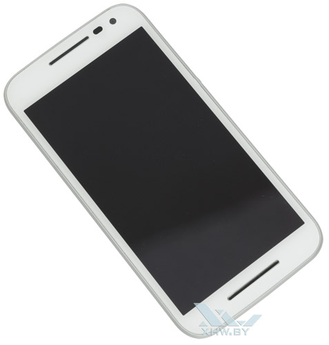 Motorola Moto G (3rd). Общий вид