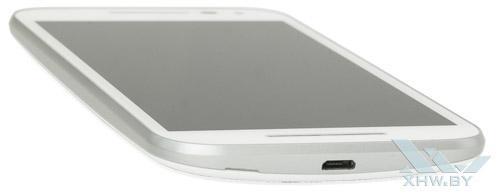 Нижний торец Motorola Moto G (3rd)