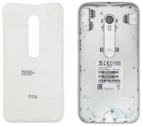 Внутри Motorola Moto G (3rd)