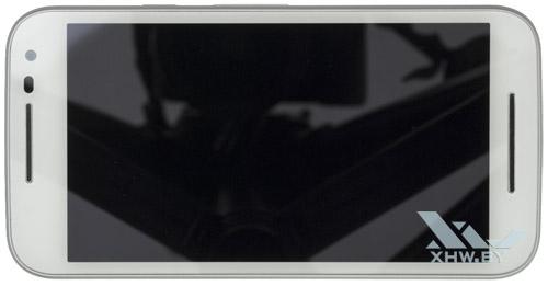 Motorola Moto G (3rd). Вид сверху