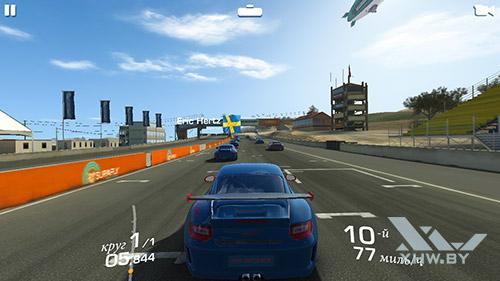 Игра Real Racing 3 на Motorola Moto G (3rd)