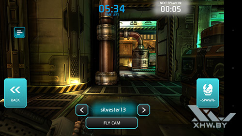 Игра Shadowgun: Dead Zone на Motorola Moto G (3rd)