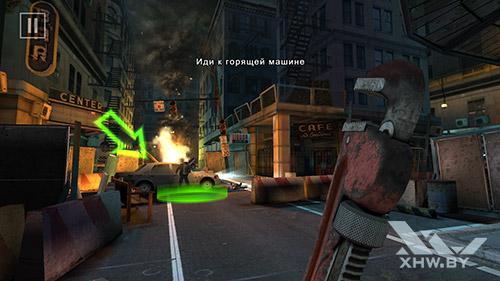 Игра Dead Trigger 2 на Huawei Nova