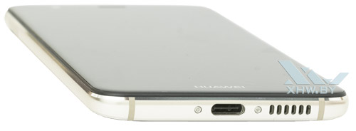 Нижний торец Huawei Nova