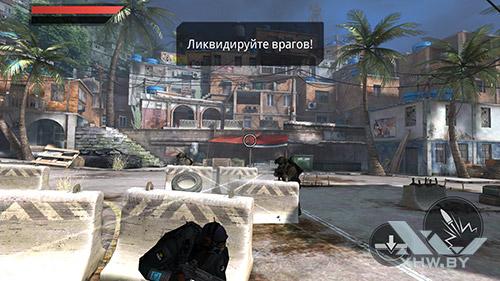 Игра Frontline Commando 2 на Huawei Nova