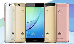 Металлический смартфон на 2 SIM-карты - Huawei Nova