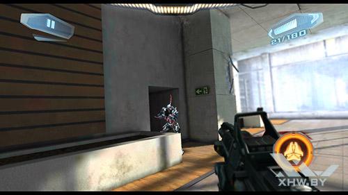 Игра N.O.V.A. 3 на Huawei Nova