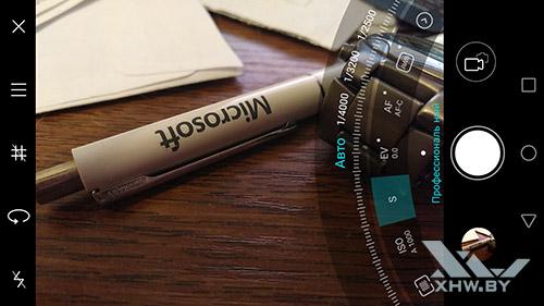 Выдержка камеры Huawei Nova