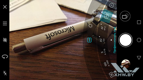 Баланс белого камеры Huawei Nova