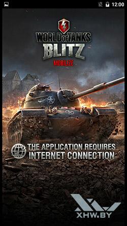 World of Tanks на BQ Strike Selfie BQS-5050